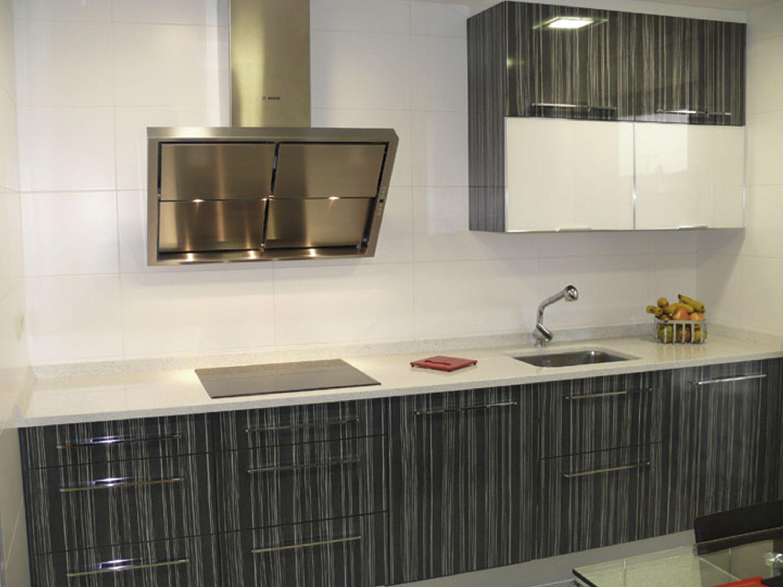 Tipos de luz en cocina