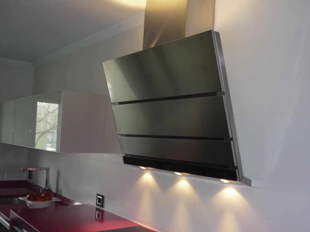Iluminacion en cocina